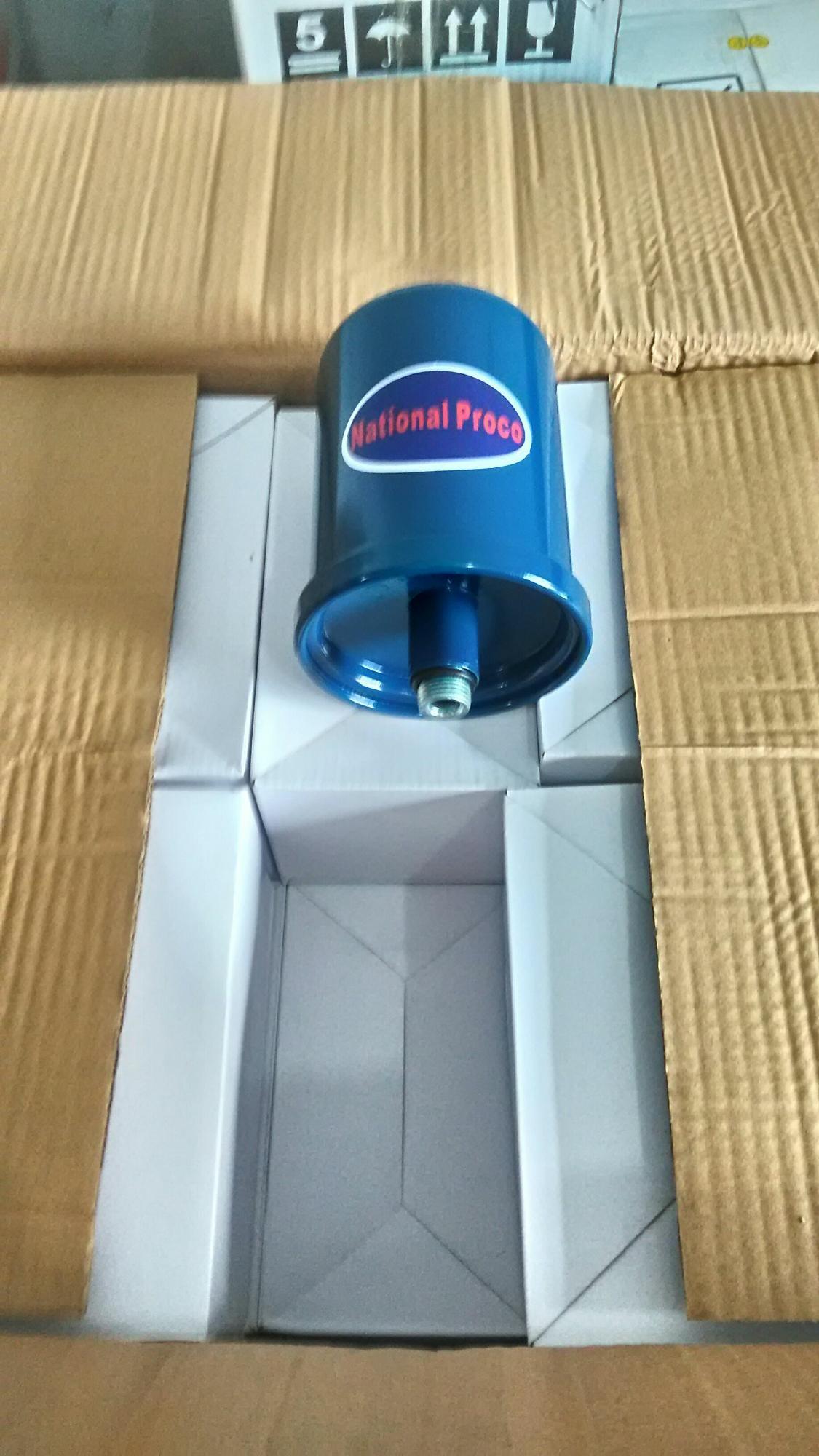 Tabung pompa air besi 2lt shimizu sanyo national wasser