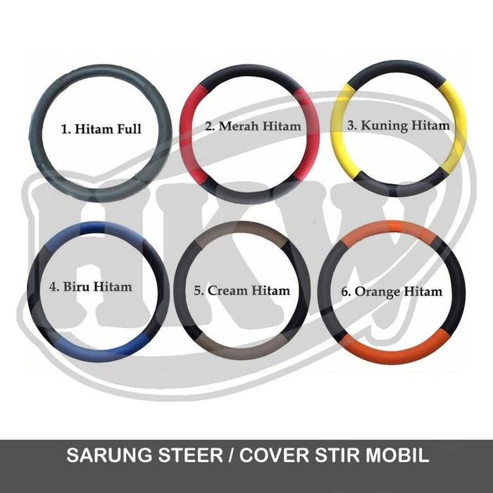 Sarung Cover Steer Stir Mobil All New X-Trail