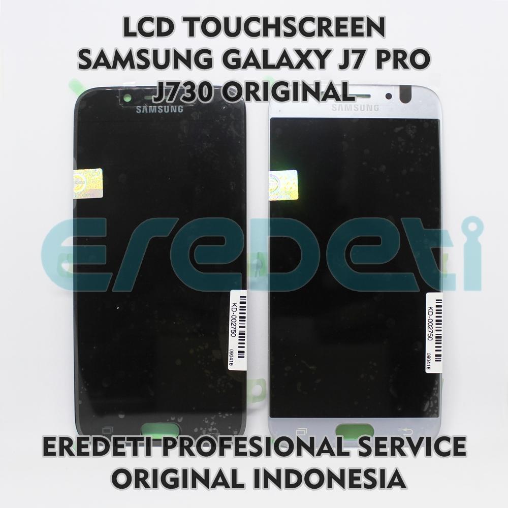 LCD TOUCHSCREEN SAMSUNG GALAXY J7 PRO J730 ORIGINAL 100% KD-002750