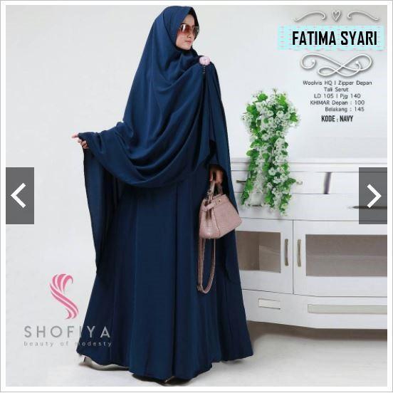 FATIMAH SYARI balotelli / BAJU MURAH / PUSAT GROSIR / TANAH ABANG / baju muslim TOSCA
