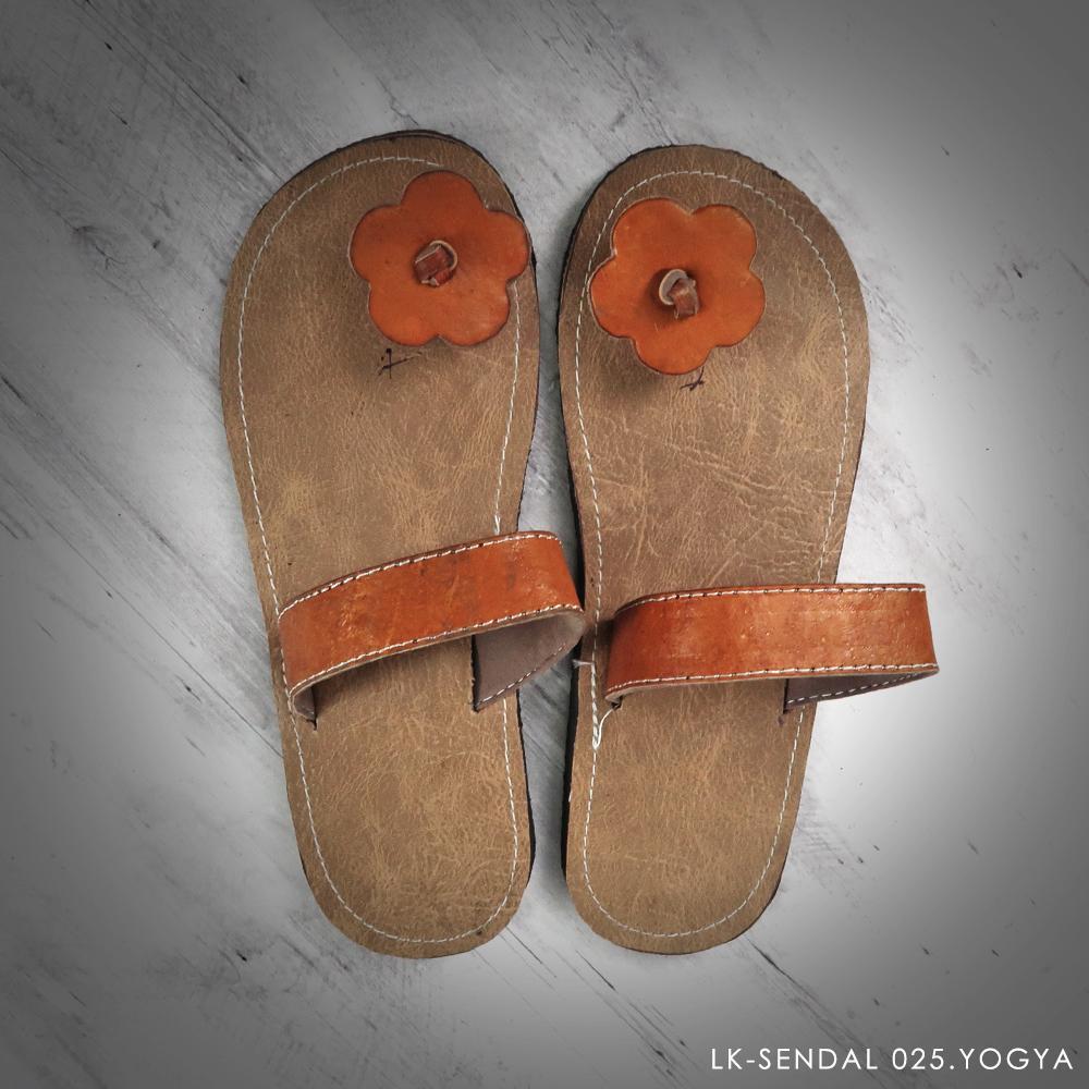 Sandal Jogja Murah - Jepit - Coklat - 68294 - RTA0719