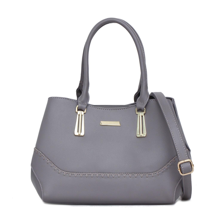 Tas Wanita Elizabeth Romilda Handbag Grey