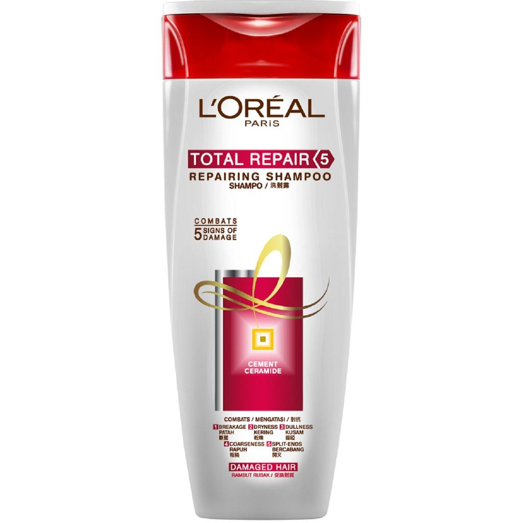 L'Oreal Paris Total Repair 5 Shampoo - 170 mL