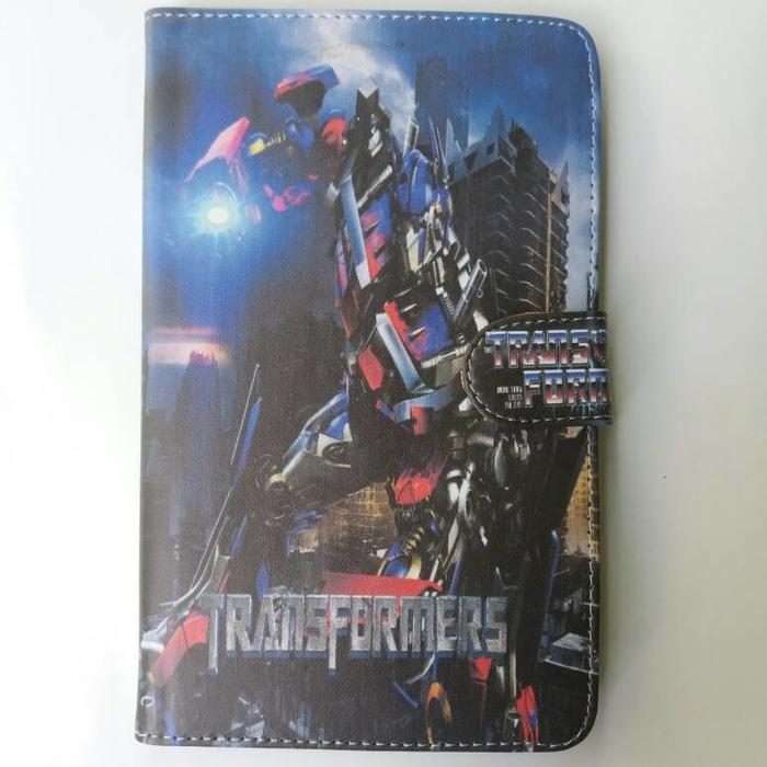Cover Gambar  Advan X7 Book Cover Gambar Karakter Transformers