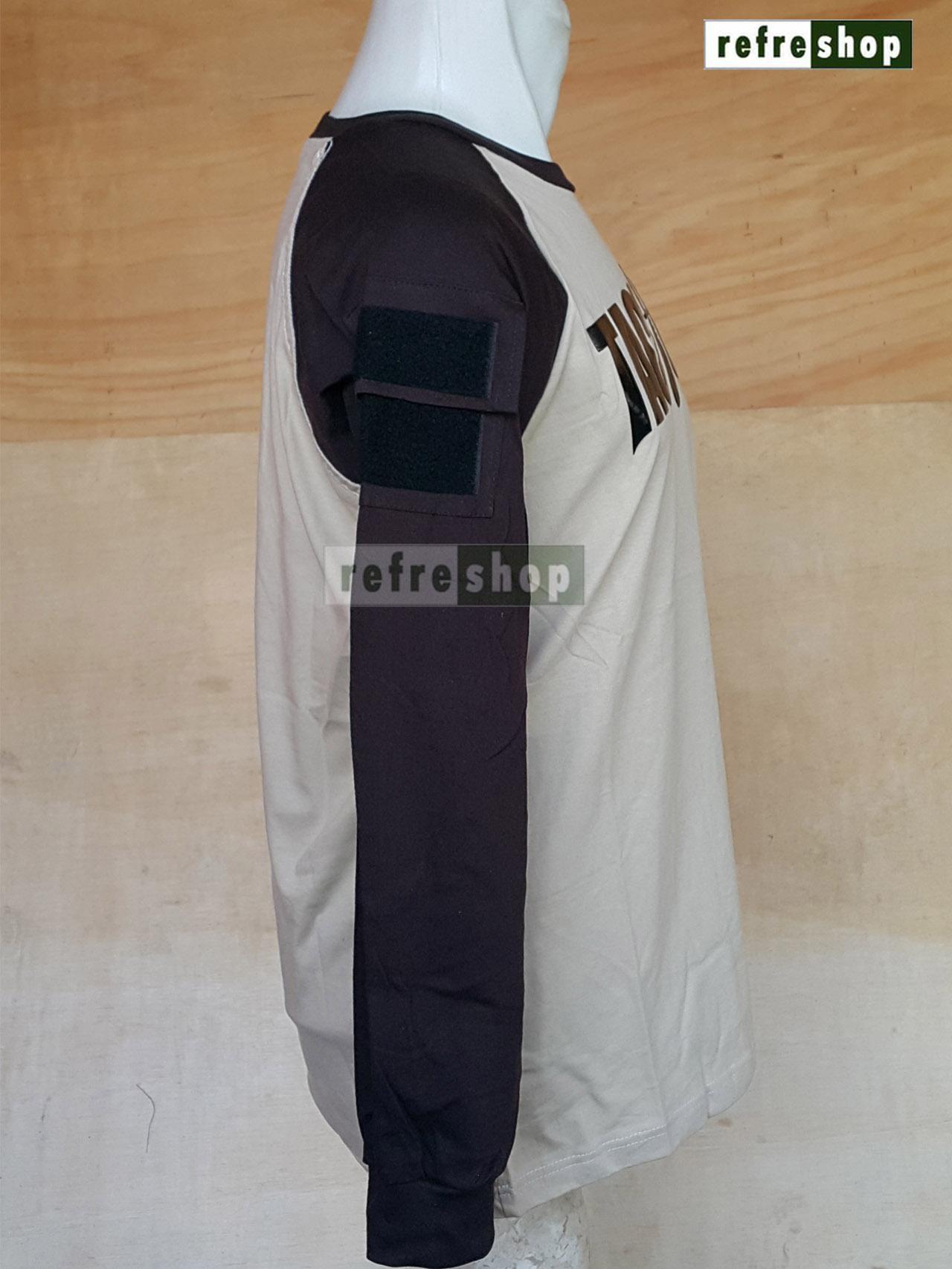 ... Kaos Tactical Army Lembut Adem Nyaman Awet Cotton Tebal Berkualitas KTCP0102DD - 5