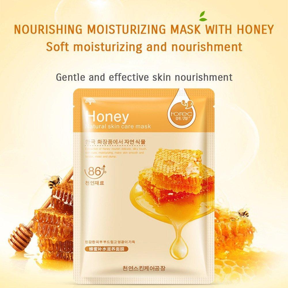Rorec Honey Natural Skin Care Mask