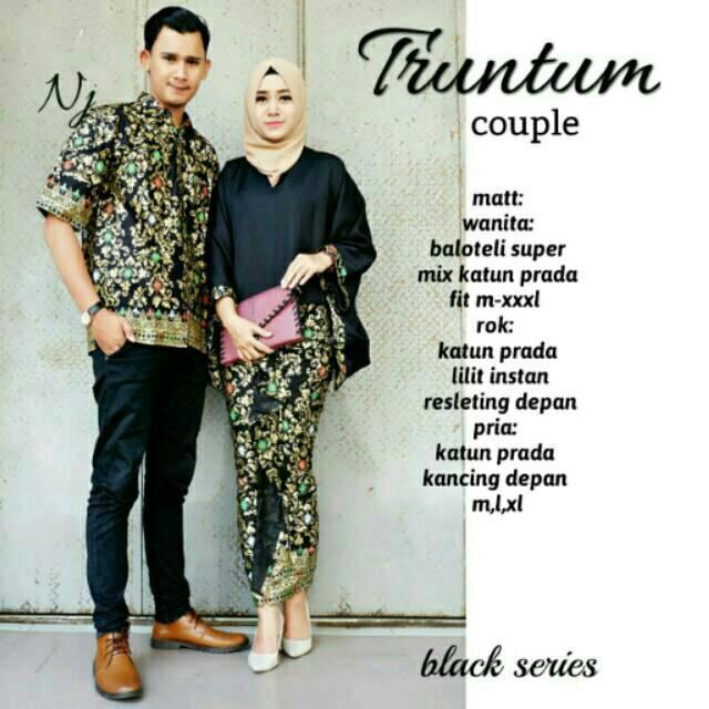TERMURAH - Batik Couple Modern   Baju Muslim Wanita Terbaru 2018   Gamis  Wanita Terbaru   c4de6ceb42