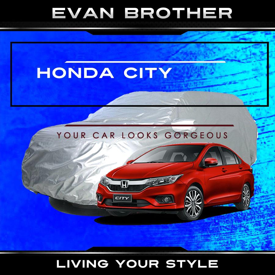 Cover Mobil Honda City Penutup Sarung Waterproof