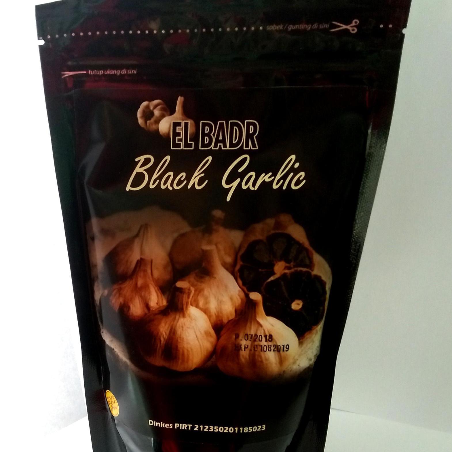Bawang Hitam Black Garlic 100gr EL BADR