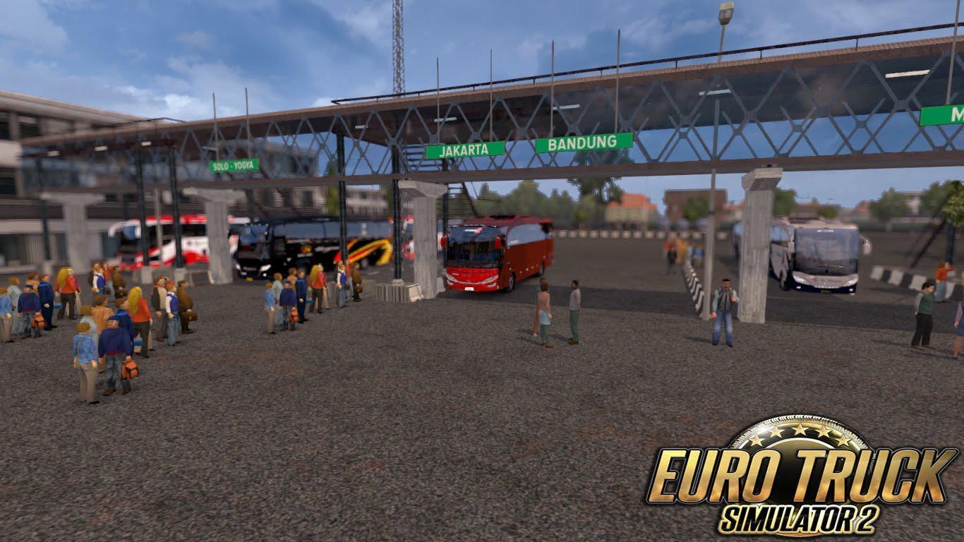 Kelebihan Euro Truck Simulator 2 Ets2 Mod Indonesia Paket Seru Untuk V130 Dan Detail Gambar Pc Laptop Terbaru