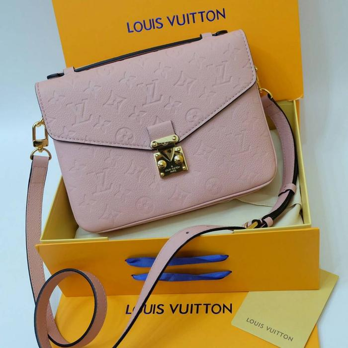 LOUIS VUITTON POCHETTE METIS EMPREINTE ORIGINAL LEATHER 25X18x7cm
