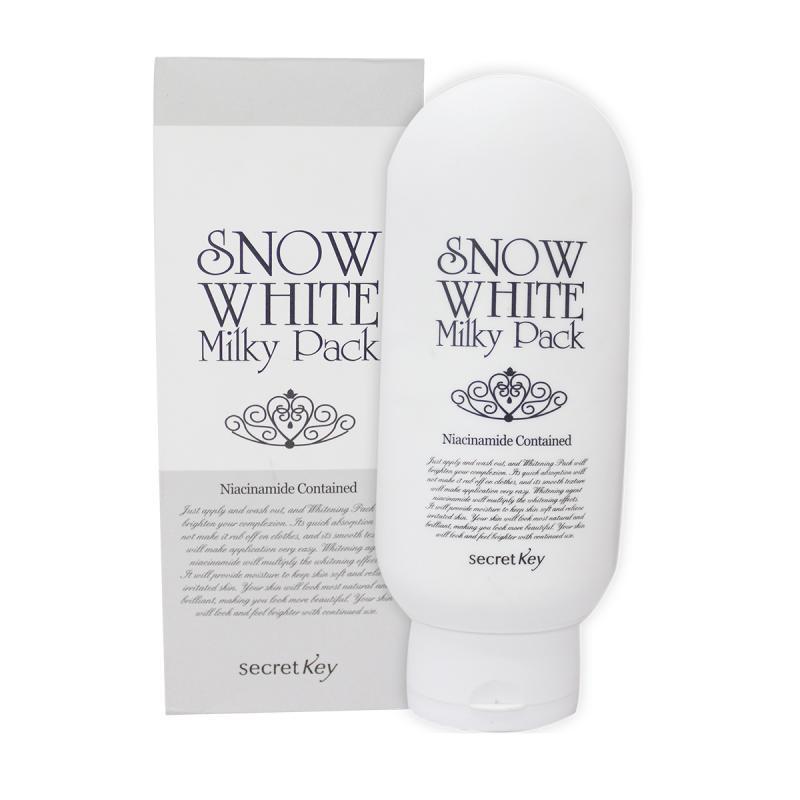 SECRET KEY - Snow White Milky Pack 200gr