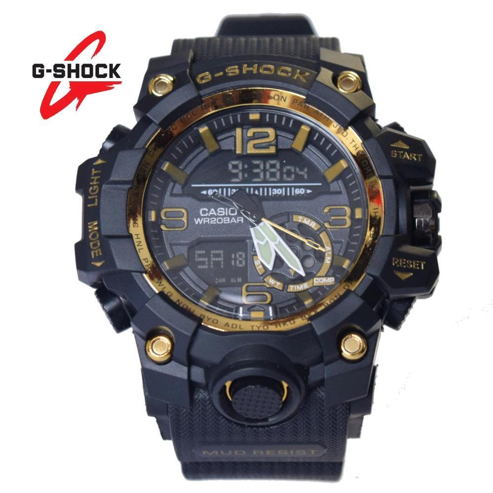 Detail Gambar jam tangan pria sporty TERLARIS Terbaru