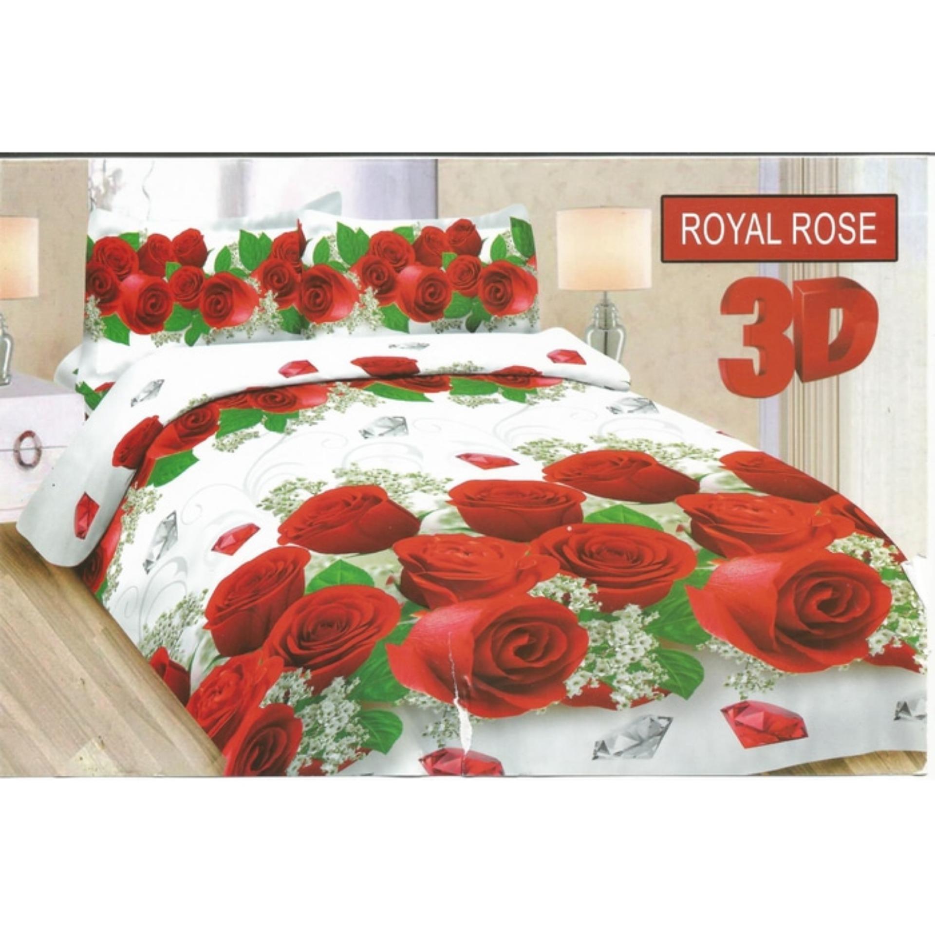 180 Sprei Bonita Royal Rose No.1
