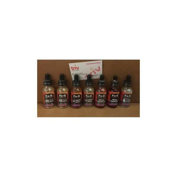 Review of Premium ELIQUID Fa-Q Flavorquality Ejuice From California anggaran terbaik - Hanya Rp159
