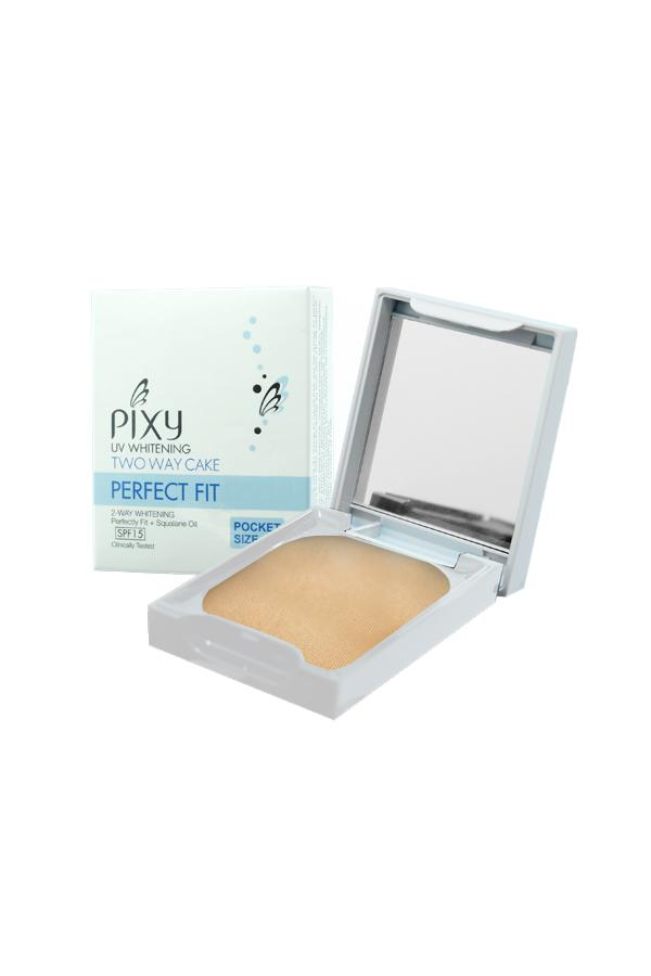 PIXY UVW TWC Perfect Fit Pocket Size 05 - Natural White