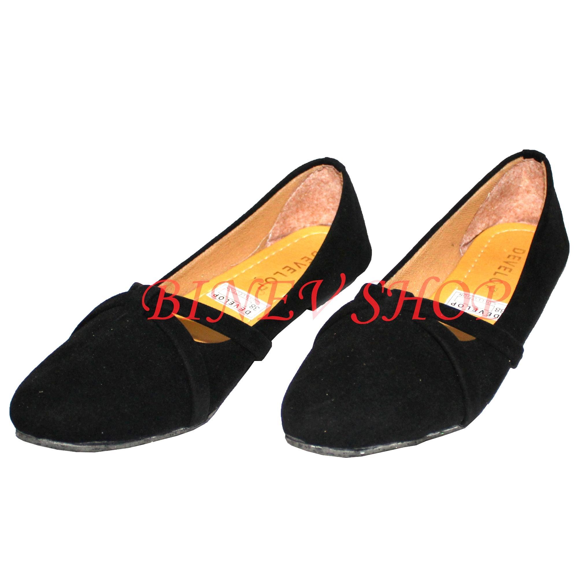 Binev Sepatu Slip On Wanita 30 PITA - 2 .