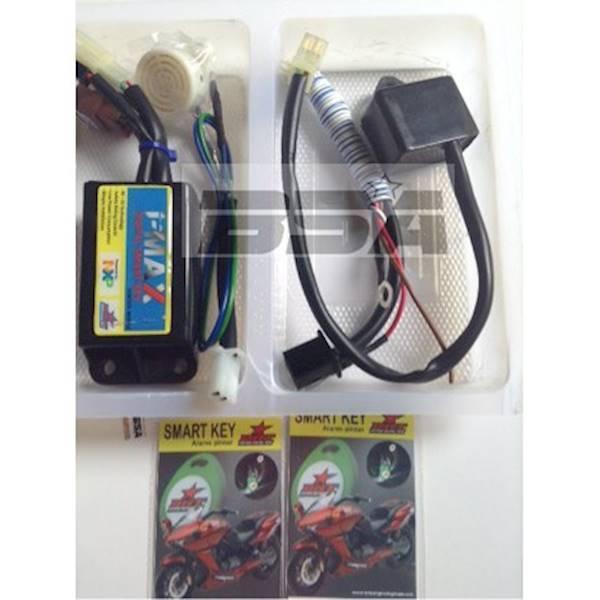 Alarm Motor Digital Smartkey Brt - Dgnsg Dksjfbas