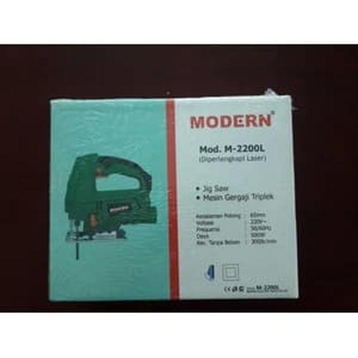 Best Seller Mesin Gergaji Triplek / Jig Saw M-2200L Modern