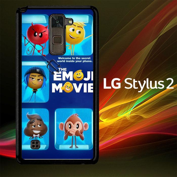 The Emoji Movie G0260 LG Stylo 2