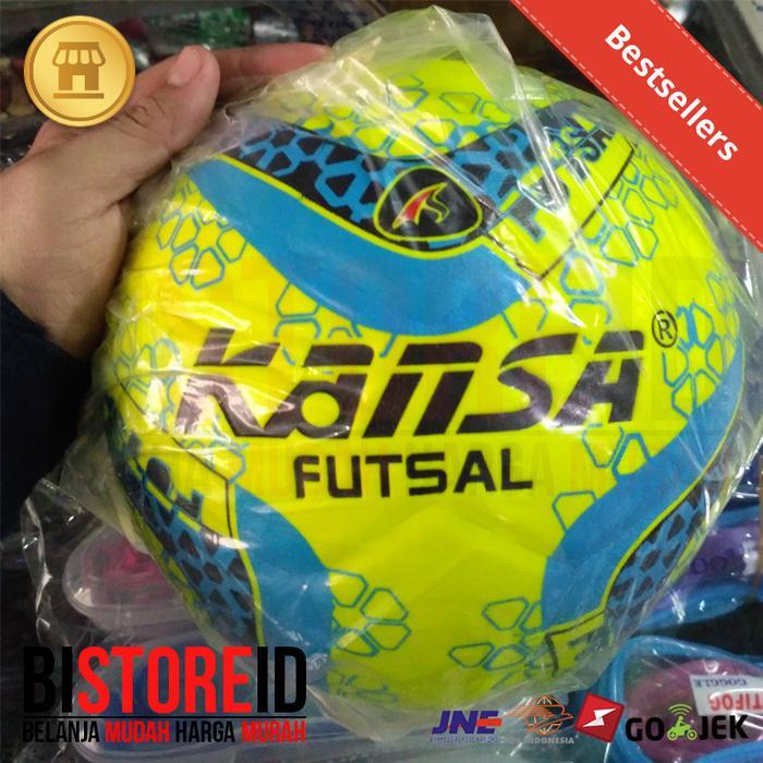 Bola Futsal Kansa Motif Mitre Original 100% - 4OXMt4