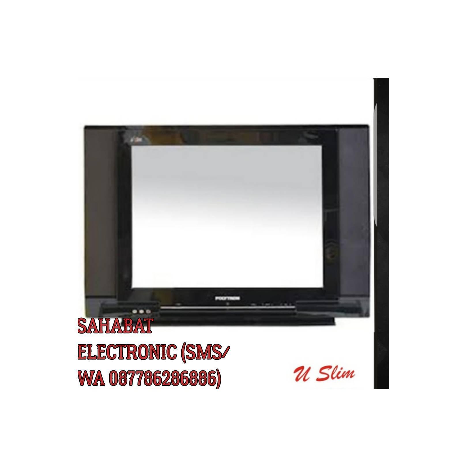 TV TABUNG POLYTRON 21