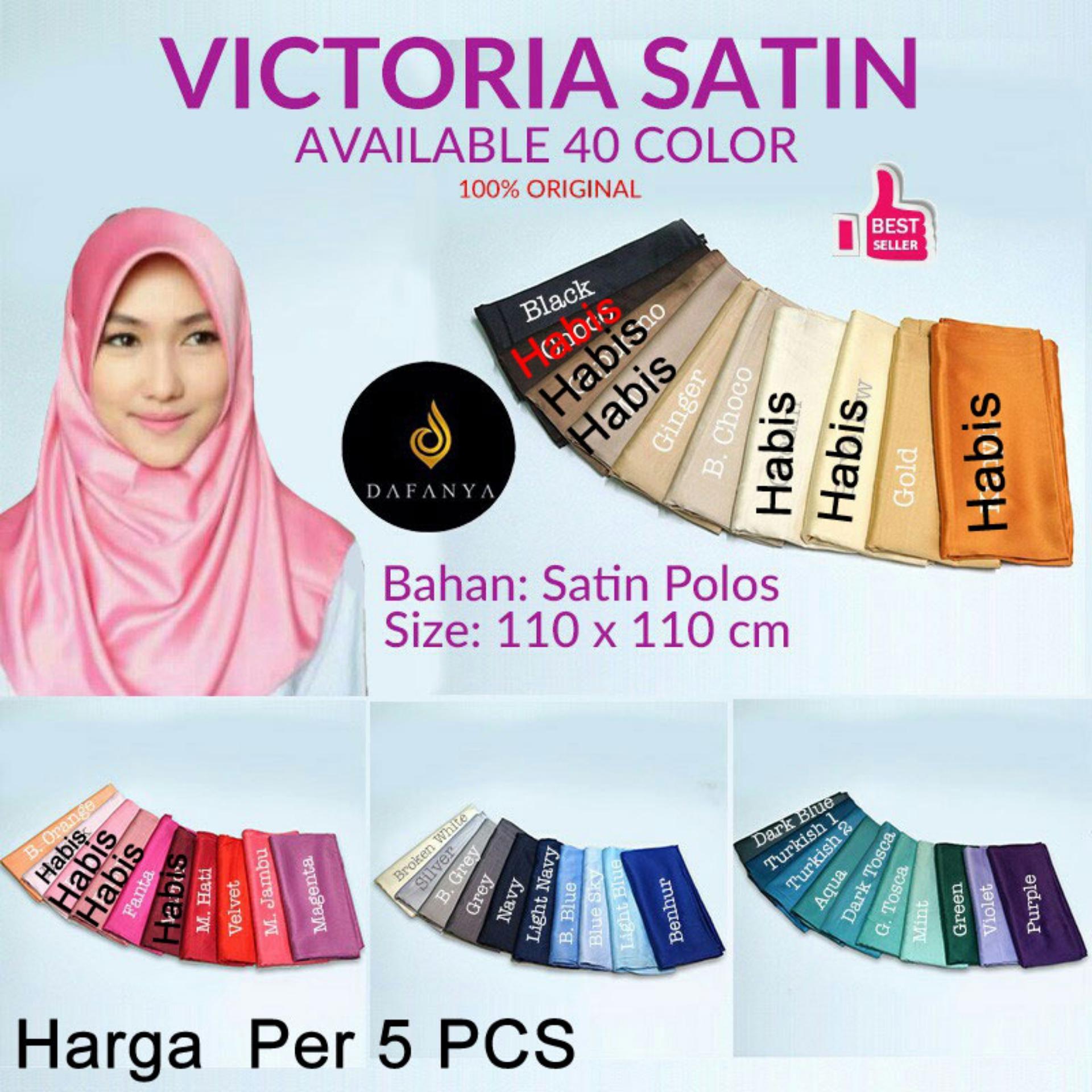128a1fcb2140f16a6f04e09fb4c2f8d1 Hijab Satin Segi Empat Terbaik plus dengan Harganya untuk tahun ini