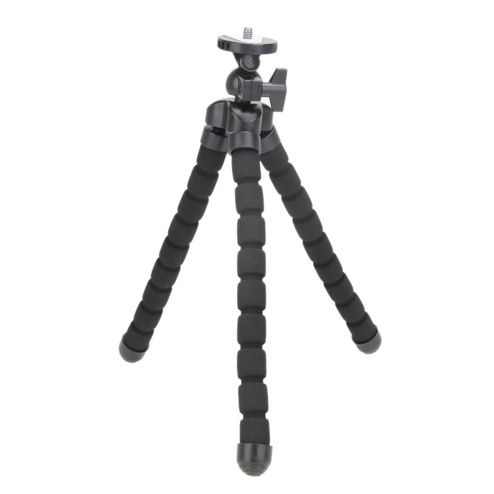 Universal Rotatable Digital Kamera Fleksibel Tongkat Tripod Selfie Dudukan Untuk Nikon Canon Pentax Digital Camera-Intl