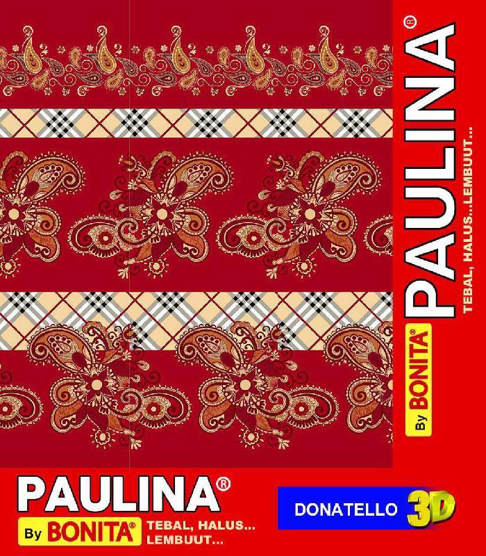 Selimut Paulina Donatello 160x200