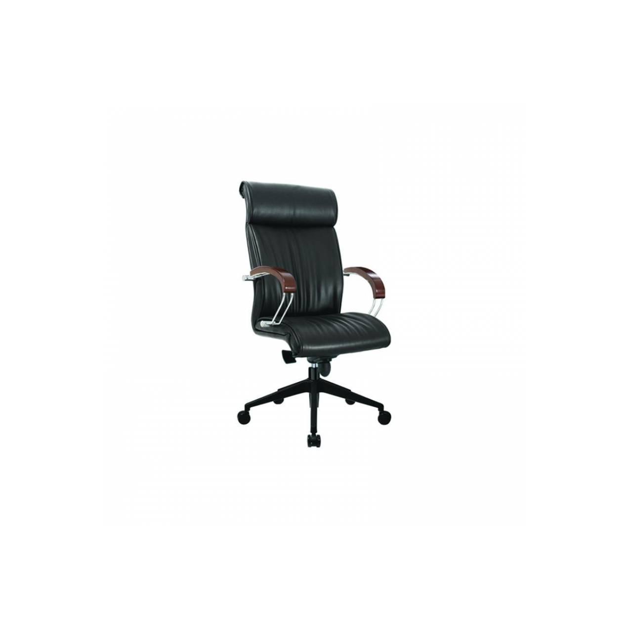 kursi kantor direktur indachi elegan dan nyaman tangan kayu