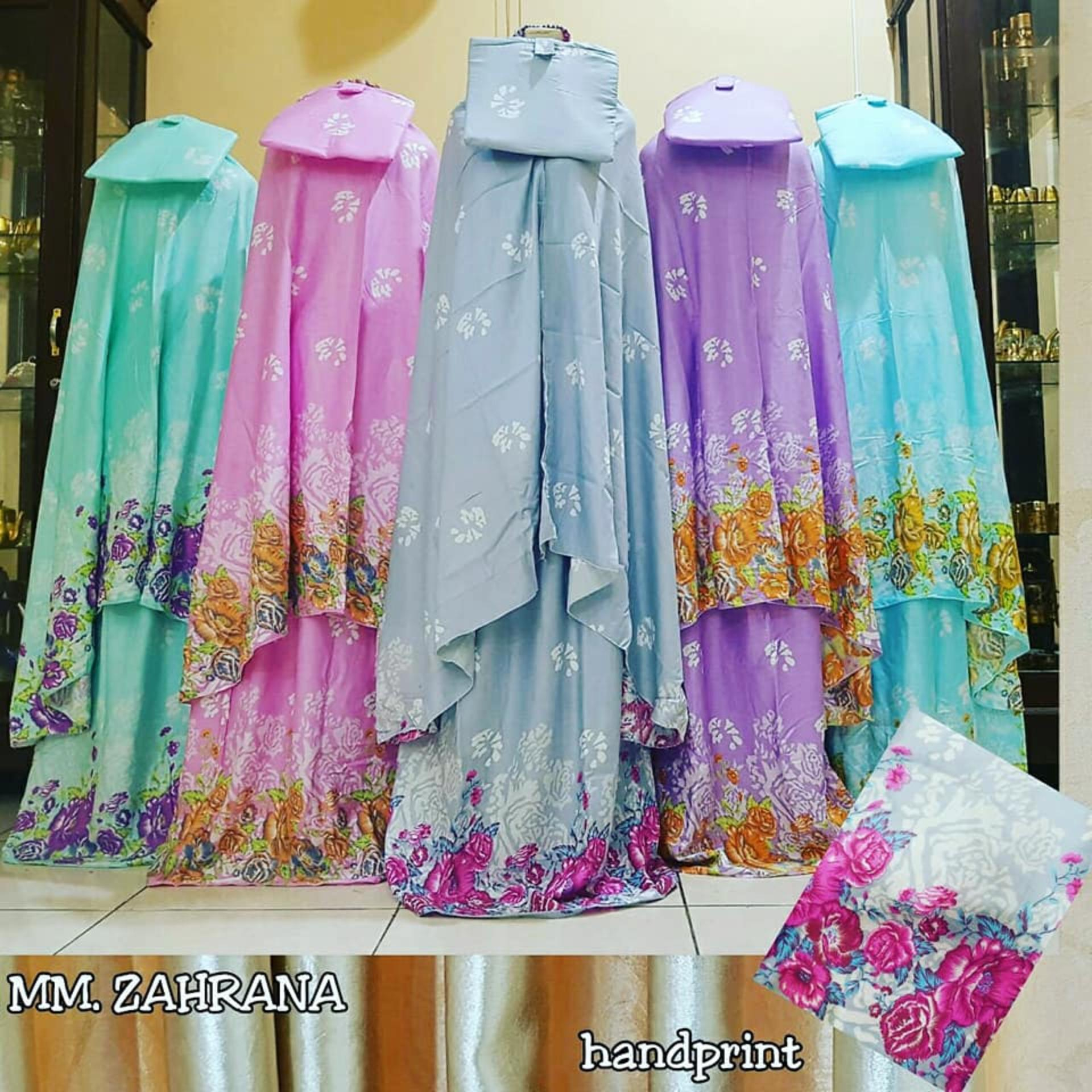 Ranaya Fashion - Mukena Bali Jumbo Super