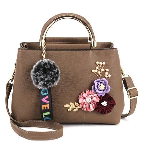 Vedlyn.id Grosir tas batam - Tas Wanita - Tas Fashion - Tas cewek - tas import - Tas Korea -  tas batam - tas kosmetik - tas ransel - tas selempang - sling bag - tas mini - tas pom-pom B8859