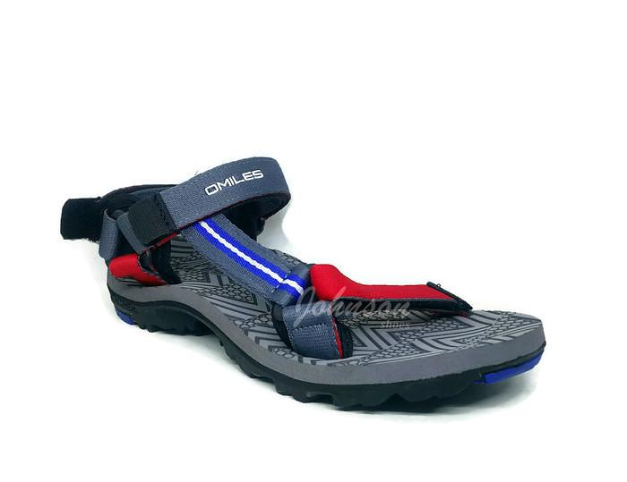 [ Johnson Shoes ] Sendal / Sandal Gunung Hiking Anak OMILES - JASON 100% ORIGINAL