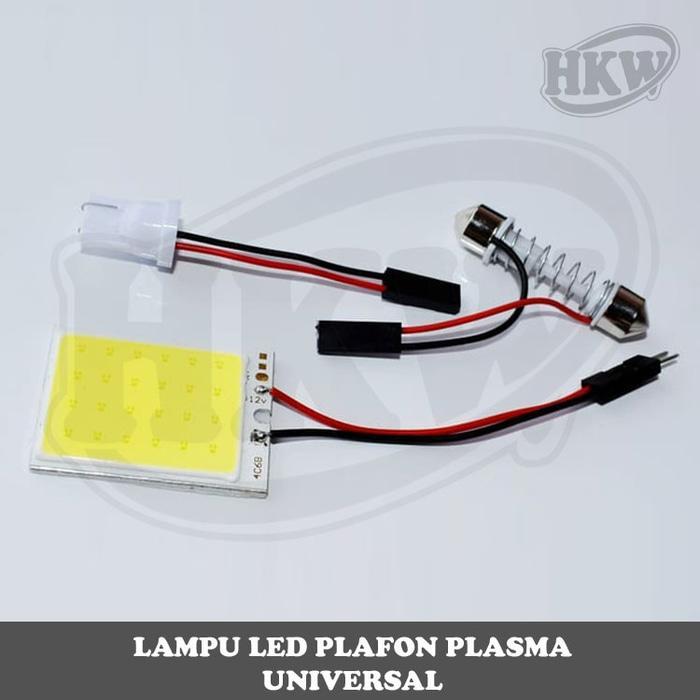 Lampu Led Plafon Plasma Mobil All New Avanza Xenia Veloz 2012 2015