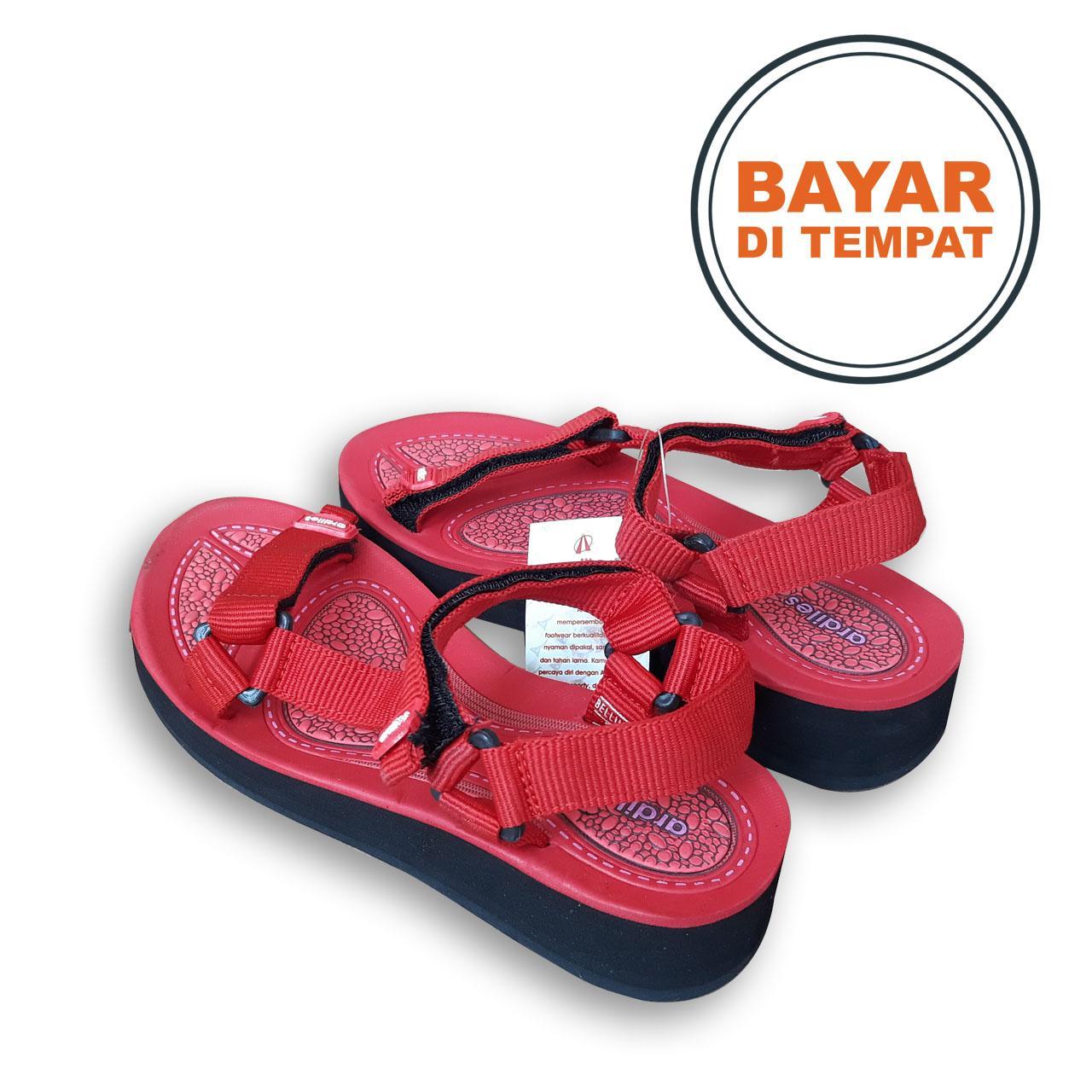 Amelia Olshop / Sandal Belluci 32-35 / sandal wanita / sandal anak wanita terbaru /  sandal anak / Sandal gunung anak