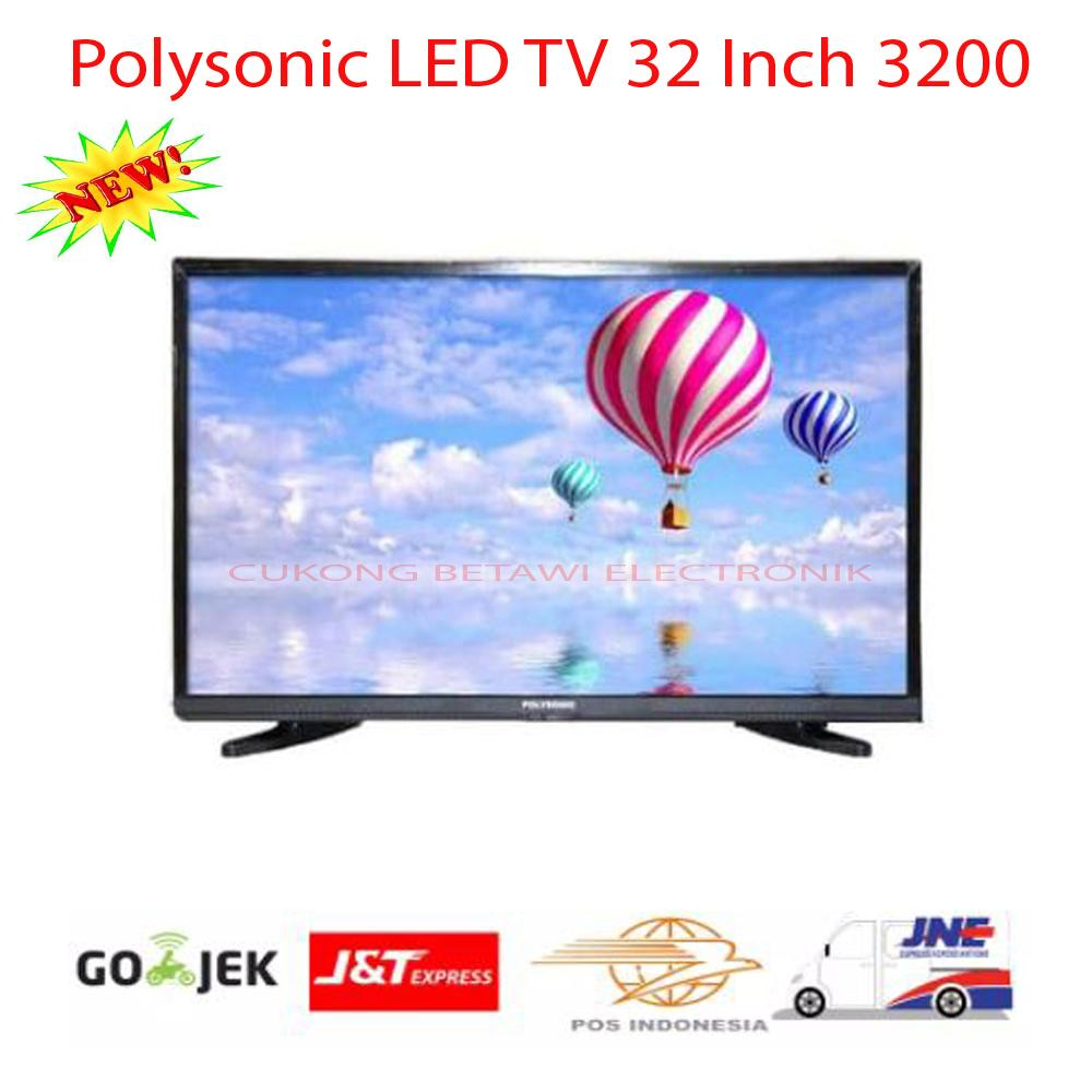 Polysonic LED TV 32 Inch 3200-Promo