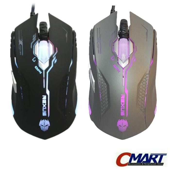 ORIGINAL - Rexus RXM-X2 2400dpi Elite Sensor Gaming Mouse
