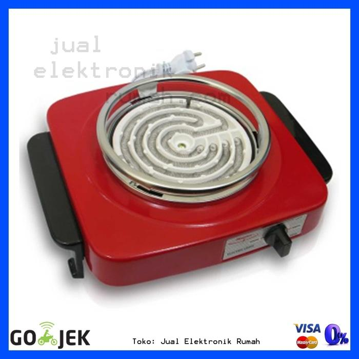 ORIGINAL - Electric Stove Kompor Listrik Maspion 600 Watt – S300 Best Seller