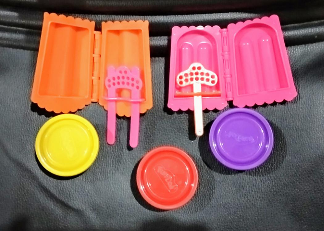 ... Fun Doh Ice Cream Bar - Lilin Mainan Anak FunDoh / PlayDoh / Play Doh ...
