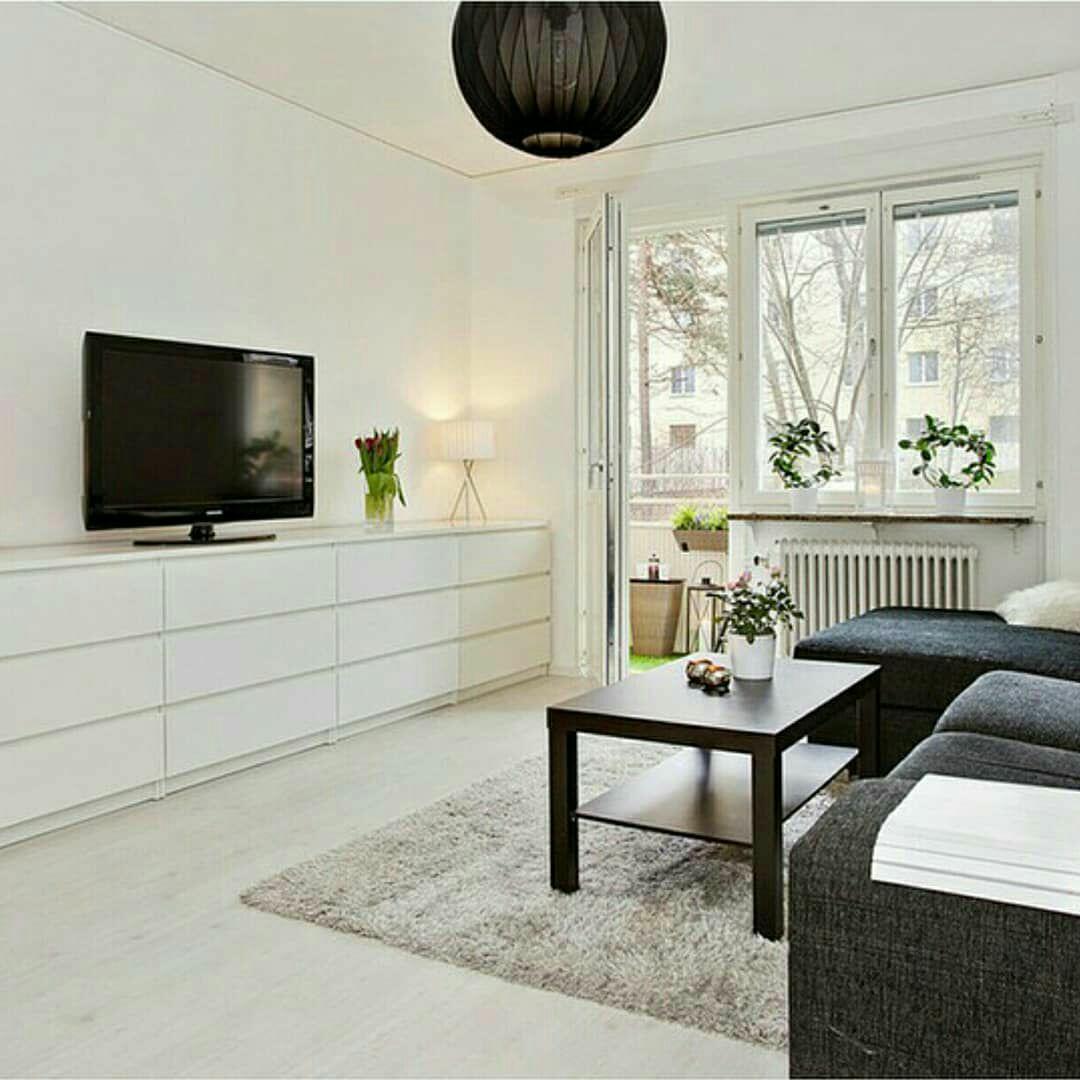 IKEA LACK Meja tamu, Meja tv,90x55 cm