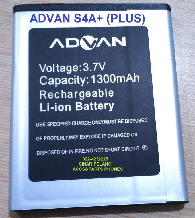 Battery Batre Baterai Advan S4a Plus Ori 99 904286