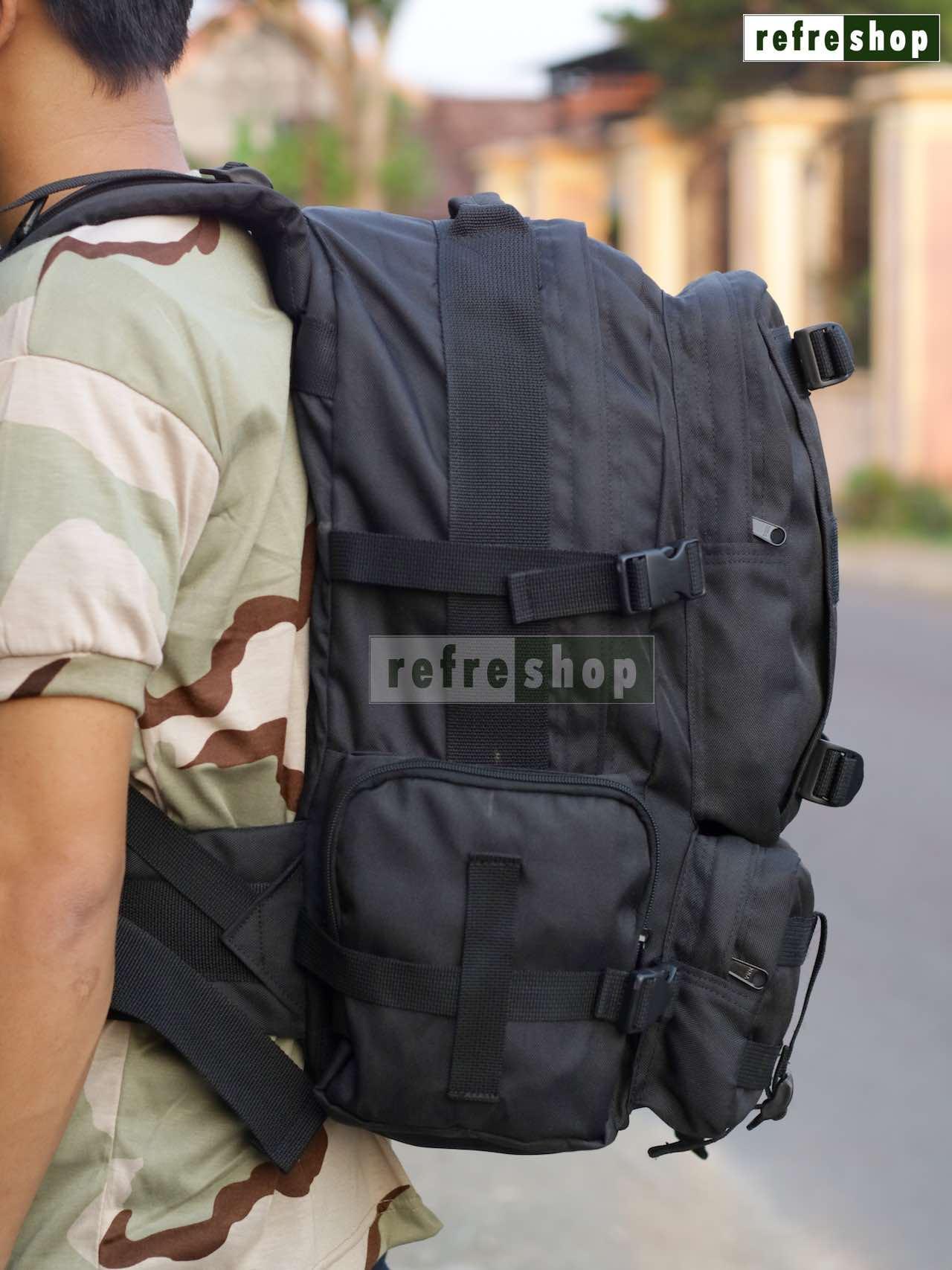 Lihat Tas Ransel Militer Tactical Punggung Army Latpop Tni Polisi Backpack 3p Pv421hd Berkualitas 5