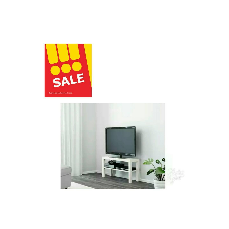 IKEA Lack Meja Rak Tv Putih 90x26