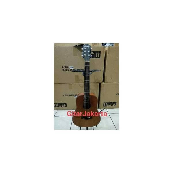 Gitar Akustik Cowboy Ukuran 3 Per 4 Original Murah Jakarta Garansi 1 M