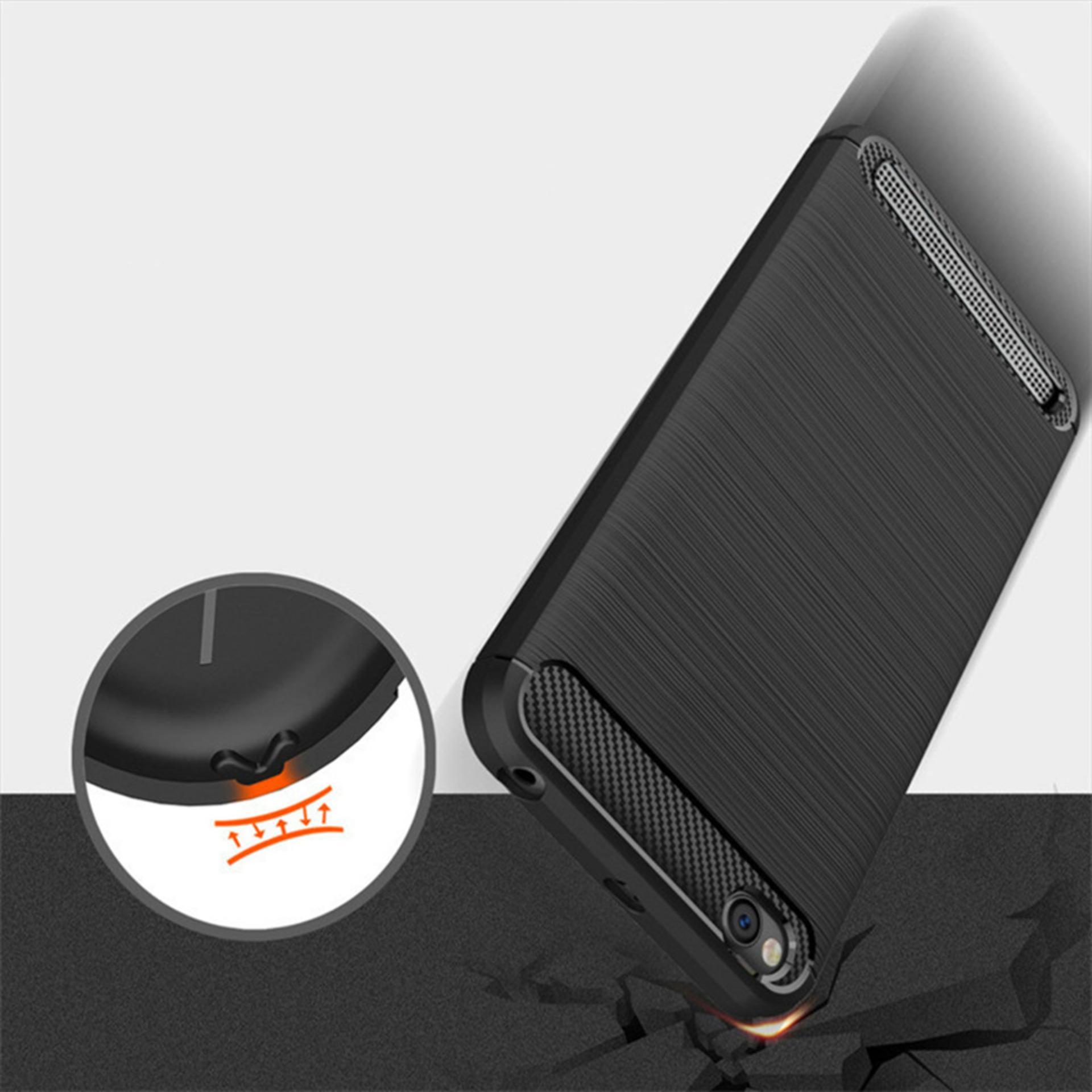 Fitur Case Slim Black Matte Xiaomi Redmi Note 5a Non Finger Print Blackmatte Silikon Baby Skin Softcase Ultra Thin