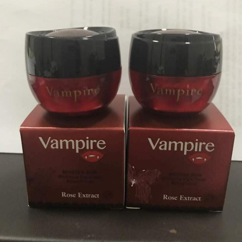 Cek Harga Baru Night Cream Vampire Bpom Whitening Original Cordysep Krim Malam Herbal Pemutih