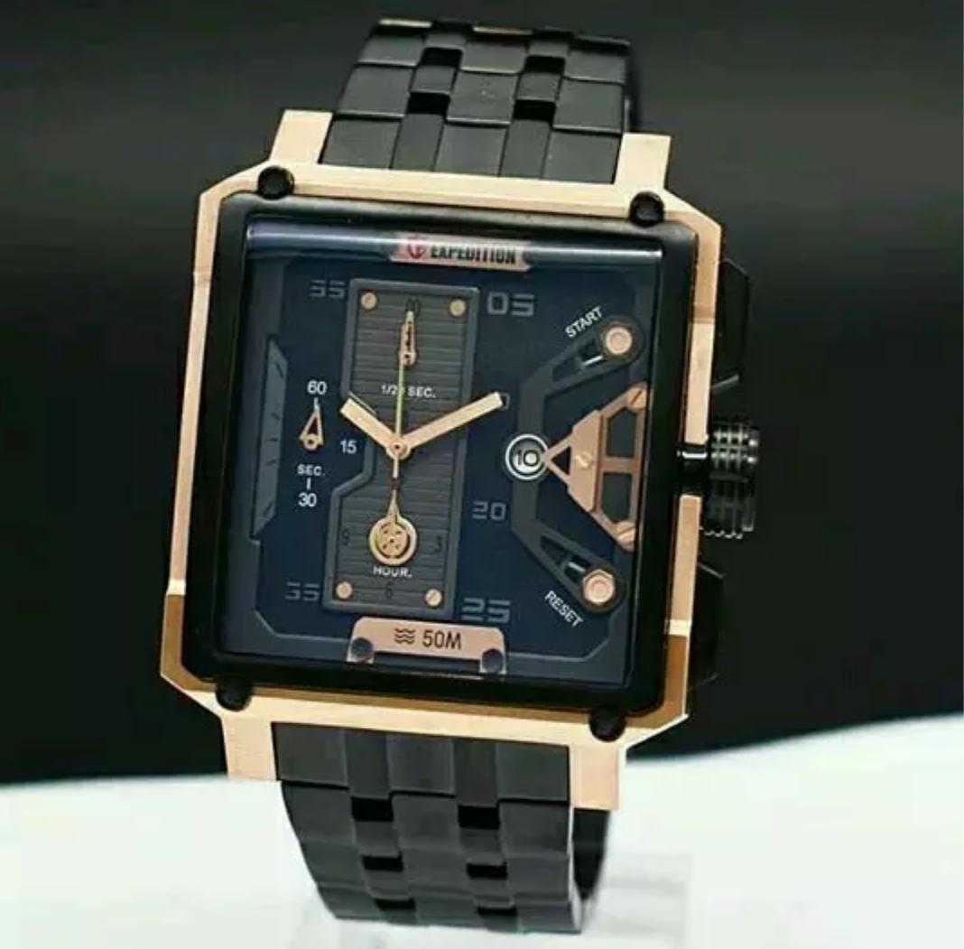 Harga Jual Jam Original Expedition E6396m 1500000 Dior Ceramic E6665 Black Rose Gold Tangan Pria E6695
