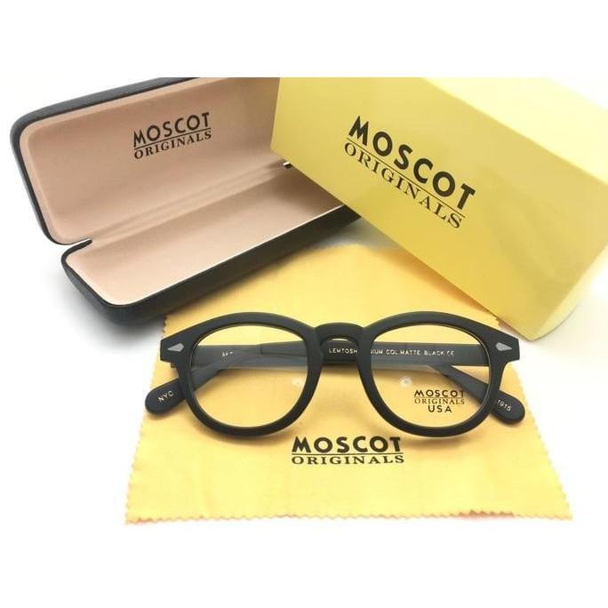 Frame Kacamata Minus Moscot Lemtosh Size M Usa Pria Wanita Hitam Kilap -  Djfpwjg 7333baae69