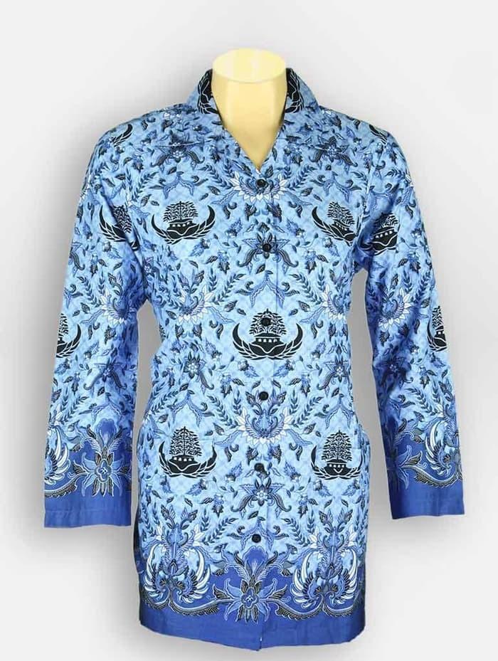 Setelan baju guru/Exclusive baju guru wanita