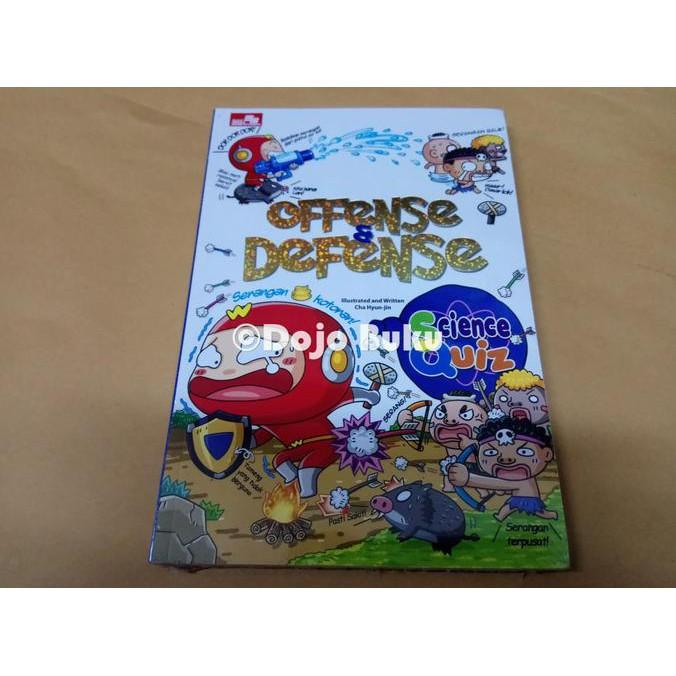 Science Quiz : Offense And Defense By Glsongi (Via Carrot Korean Agenc - Kidsbook